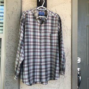 Pendleton Vintage Button-down Shirt